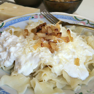 Hungarian Noodles With Cottage Cheese Recipes