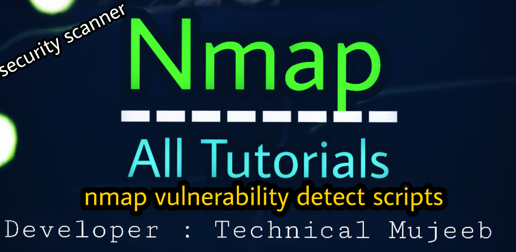 nmap apk how to use