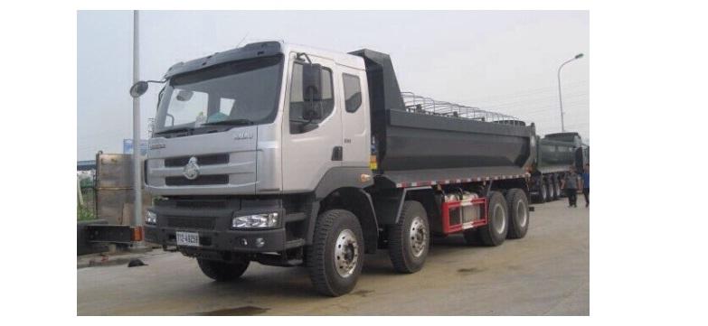 Xe tải ben Chenglong có những loại gì?