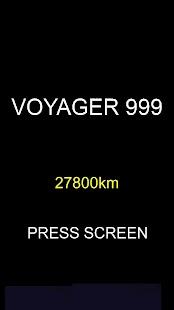 Voyager 999 - náhled