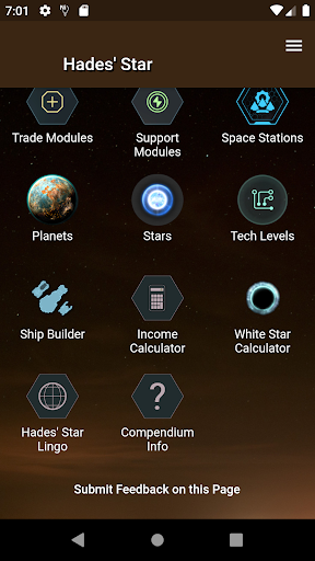 Hades' Star Compendium 1.0.29 screenshots 2