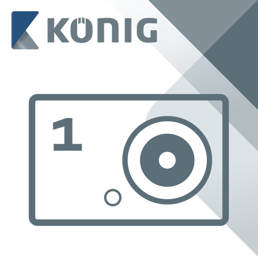 Konig Action Cam 1 媒體與影片 App LOGO-硬是要APP