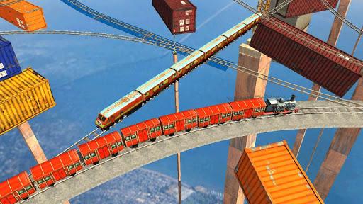 Impossible Trains fond d'écran 2