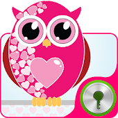 Hearts Owls - GO Locker Theme