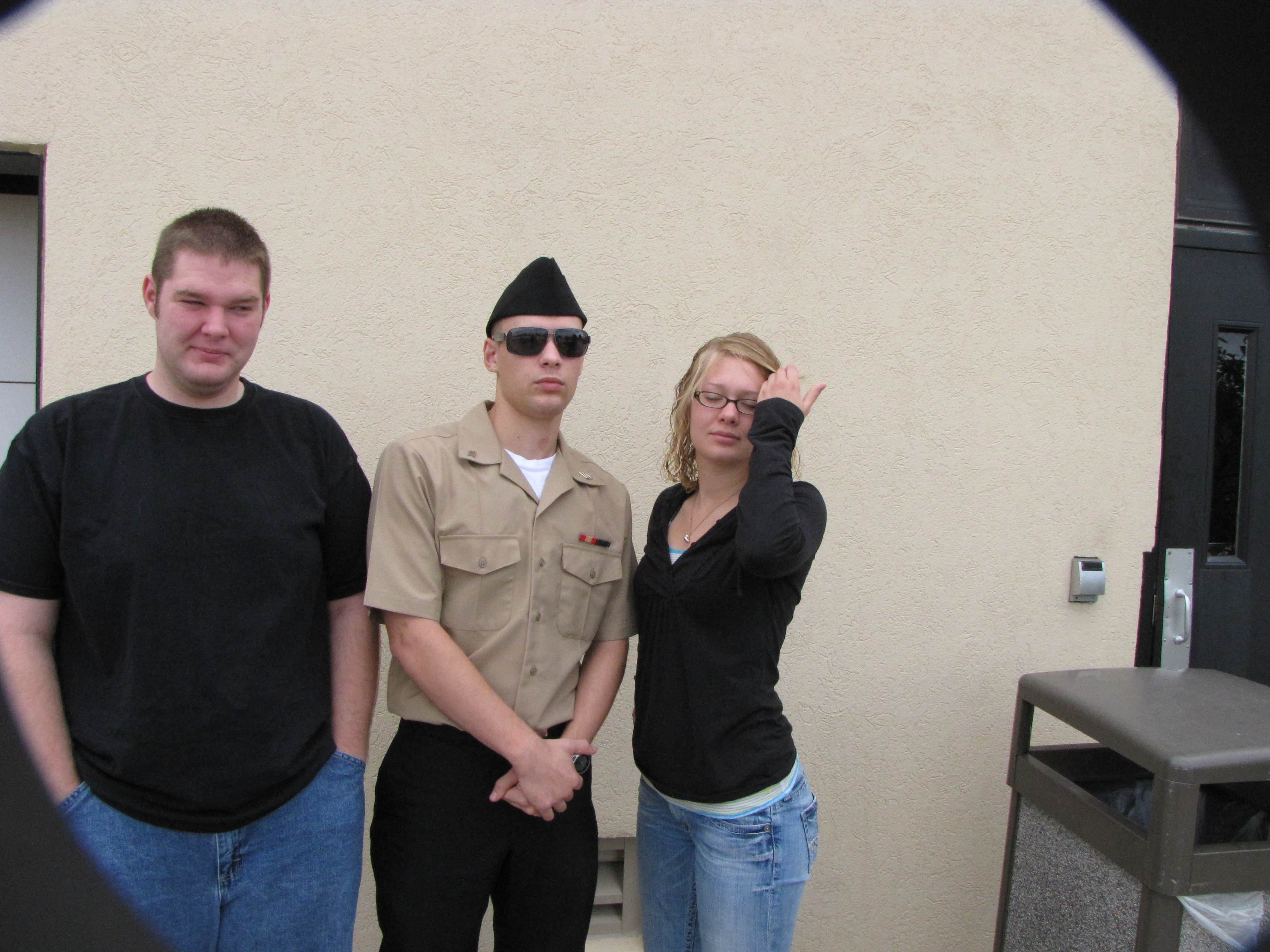 Photo: Karl, Konrad, Anna Navy Lodge, Naval Station Great Lakes , North Chicago, IL