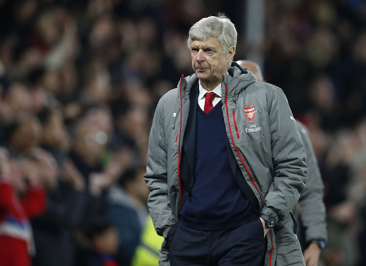 Arsenal manager Arsene Wenger. Picture: REUTERS