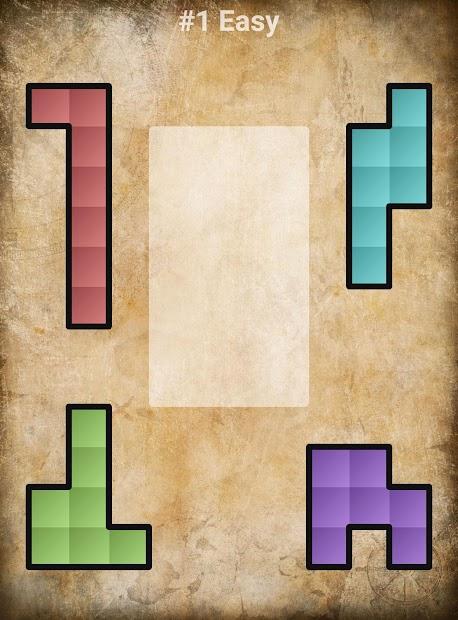 Block Puzzle & Conquer Android App Screenshot
