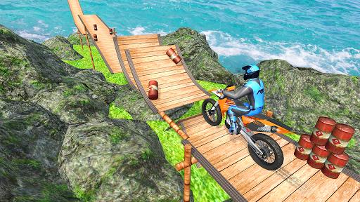 Crazy Bike Racing Stunt 3D  screenshots 6