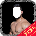 Body Builder Photo Montage icon