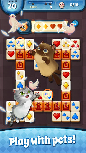Mahjong Magic Fantasy : Onet Connect screenshots 1