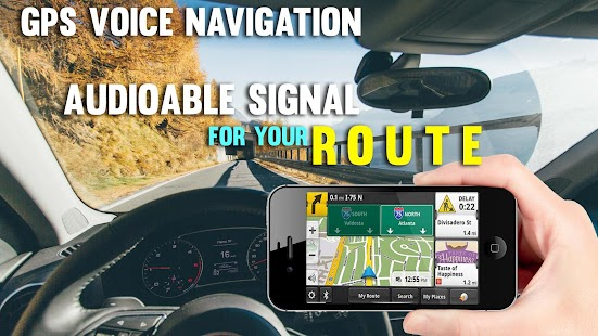 Live Street View Map, GPS Earth Navigation Apk Android