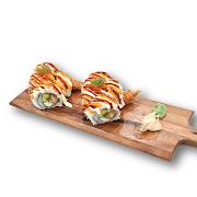 114. Dragonfly Sushi Roll