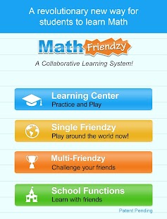 Math Friendzy- screenshot thumbnail