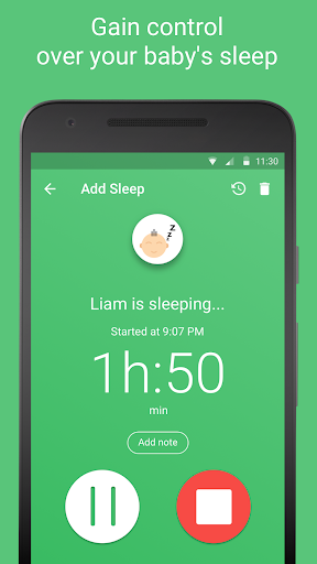 Baby Manager - Breastfeeding app (apk) free download for Android/PC/Windows screenshot