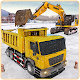 Snow Heavy Excavator Machine Simulator APK