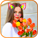 Cat Face Photo Editor icon