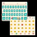 Eggs Smart Keyboard Theme icon