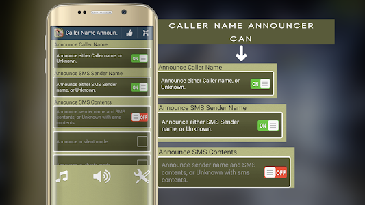 Caller Name Announcer - Free screenshot 13
