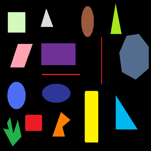 Geometric Shapes (app)