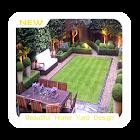 Beautiful Home Yard Design icon