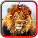 Animaux Sauvages Puzzles Jeux icon