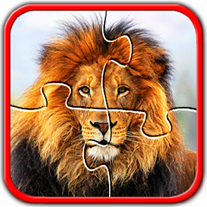 Wild Animal Jigsaw Puzzle Game for PC and MAC