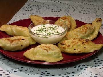 Basic Polish Pierogi Dough with Three Fillings Dough and Three Fillings • Curious Cuisiniere