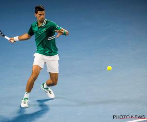Nieuw record voor Novak Djokovic, Roger Federer zakt een plaats op de ATP Ranking