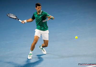Djokovic maakt einde aan sprookje van qualifier en speelt zijn negende finale op Australian Open