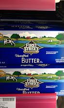 Photo: First Street Unsalted Butter