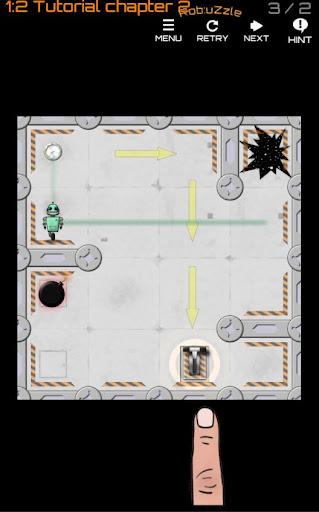 無料解谜AppのRob:uZzle ロジック パズル|HotApp4Game