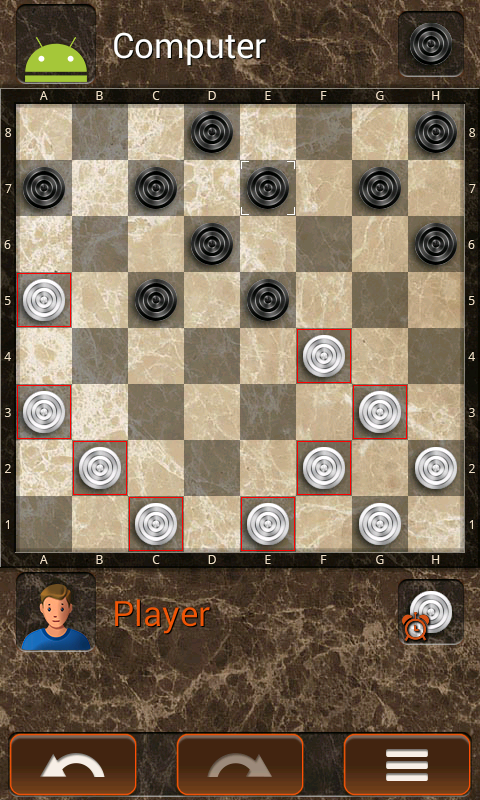 All-In-One Checkers- screenshot