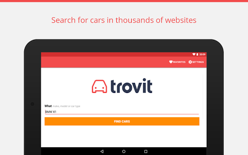 Used cars for sale - Trovit 4.47.5 screenshots 9