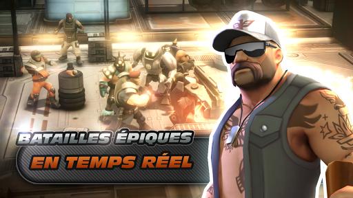 Alpha Squad 5: RPG & PvP Online Battle Arena  captures d'écran 5