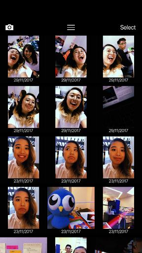 Fuji Cam: Film Filter Pro 1.0.0.3 screenshots 2