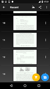 PDF Scanner + OCR Free- screenshot thumbnail