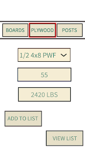 App Lumber weight APK for Windows Phone
