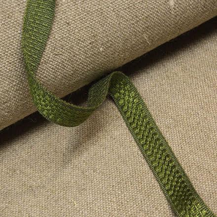 Möbelband Bomull - grön