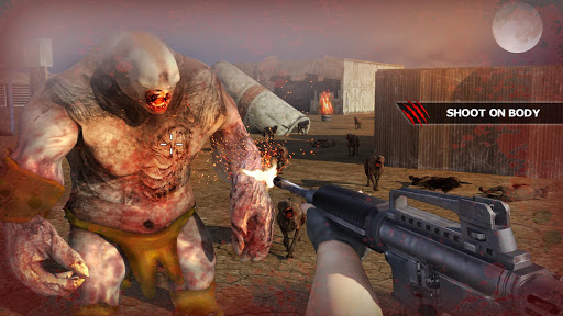 Dead Walk City screenshot 1