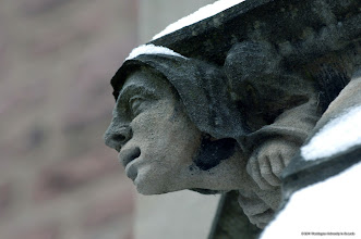 Photo: Bosses & grotesques from Danforth Campus.