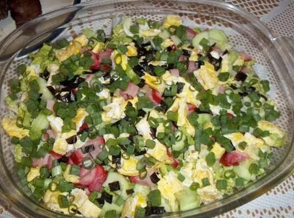 Japanese Somen Salad Recipe