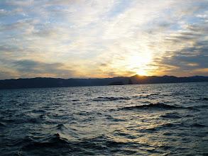 Photo: 良いナギです。 朝、夕めっきり肌寒くなりました。