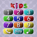 Baby Phone for Kids - Learning Numbers and Animals icon