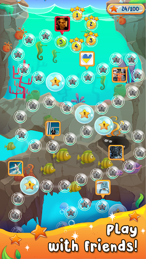 Pearl Paradise - Hexa Match 3  screenshots 4