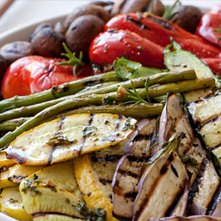 Giada's Grilled Vegetables.
