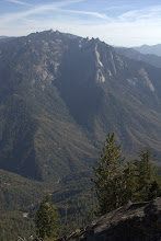 Photo: Middle Fork Kaweah River Valley