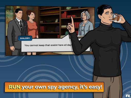 Archer: Danger Phone apktram screenshots 6
