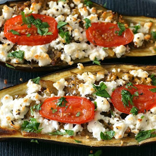 Roasted Vegetables With Eggplant Recipes