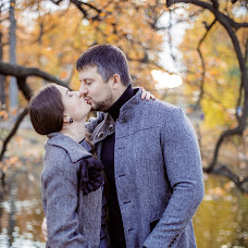 Wedding photographer Ekaterina Kuzmina (Ekuzmina). Photo of 16.11.2017