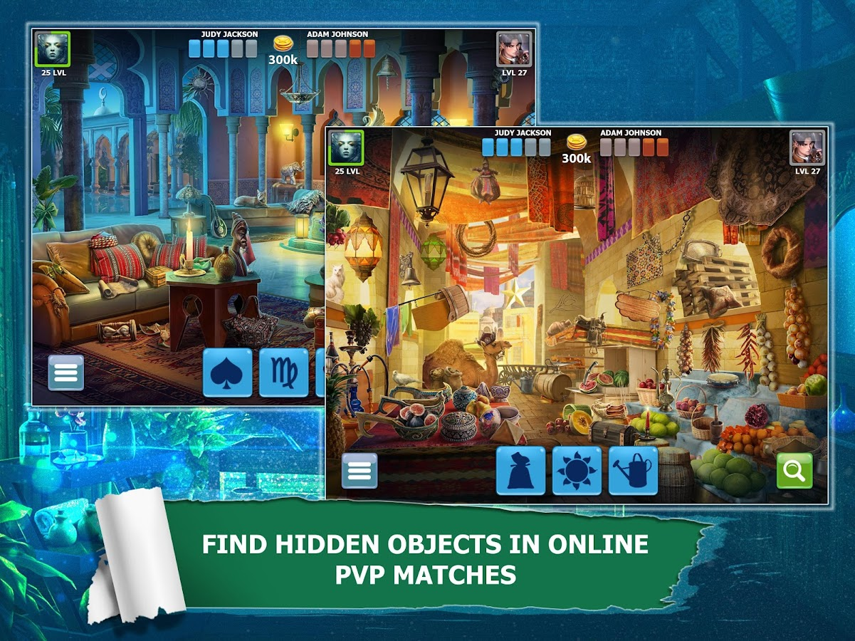Hidden Object Battle- screenshot